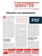 Education and Globalization 2