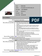 Fabio Slesio_CV_English Version_ French-English-Italian-Customer Service Agent