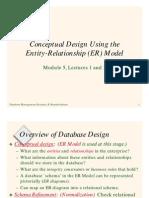 Database ER Modeling