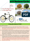 Market Outlook Report - The Market & Business Cycles - Sept 2011 Issue