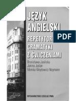 Jezyk Angielski - Repetytorium Gramatyki z Cwiczeniami