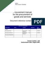 093 e v100 Procurement Manual