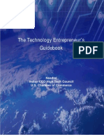 The Technology Entrepreneur's Guidebook