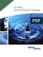 Catálogo de Flujometros industriales Spirax Sarco