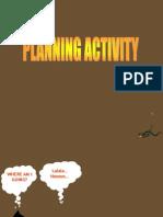 CD planning process