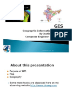 Geographic Information Systems - Introduction to GIS