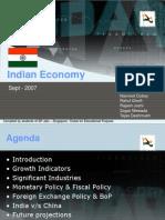 Macroeconomics of India Fiscal Monetary Outlook 2007 Spjcm 1204316735504503 4