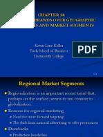 Strategic Brand Management Chapter 14
