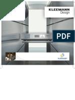 KLEEMANN Design - New Catalog for Lift Cabins, Cops-Lops and Doors