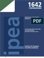 Prioritário impressão panorama agrícola brasileiro Ipea