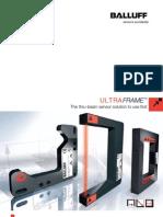 Object Detection 171129 Ultra Frame Sensors Brochure