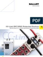 Networking 187688 CC-Link Brochure