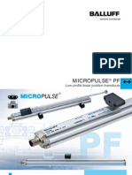 Linear 210292 Micro Pulse PF Brochure