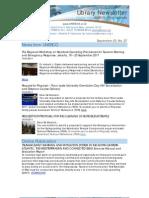 Newsletter 27 2011