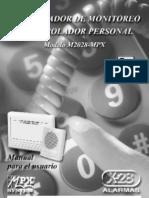 Manual 2028 MPX X 28