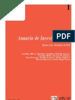 Varesi Las políticas fundacionales del modelo post-convertibilidad en Anuario de Investigación nº1 FISyP - RLS, dic. 2010