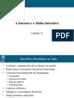 A Internet e a Mídia Interativa - Capítulo 15 Belch e Belch