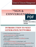 NGN and Convegence