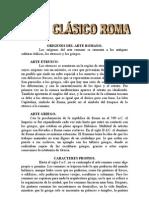 Resumen Arte Romano