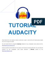 Tutorial Audacity