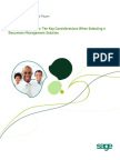 Sage Altec doc-link Armed and Paperless Whitepaper