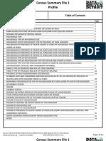 Melvindale, Michigan Census Profile 2010 by Data Driven Detroit