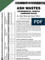 Necromunda #5 - Ash Wastes