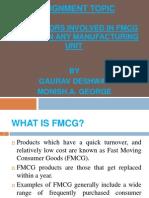 Fmcg Procurement