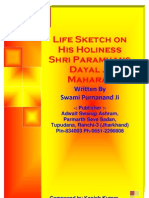 Life Sketch on Shri Paramhans Dayal Ji Maharaj