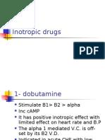 inotropic drugs