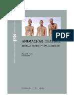 Animacion Teatral. Teorías, experiencias, materiais