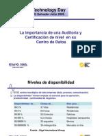 Auditoria y Certificacion ICREA FASOR