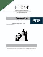 JCCAT Persuasion