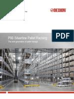 Dexion Pallet Racking P90 Silver Line - Bristol Storage