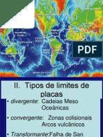 aula 4 - Tectonica de Placas -rifting