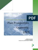 Plan Prospectivo Guanentá 2025[1]