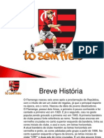 Slide Flamengo