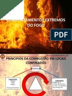 Comportamentos Extremos Do Fogo