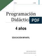 Programación 4 años