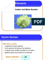Atom and Elements