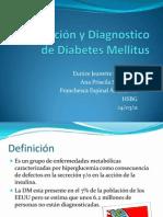 Clasificacion y Diagnostico de Diabetes Mellitus[1]