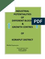 Oppurtunities in Koraput Industry