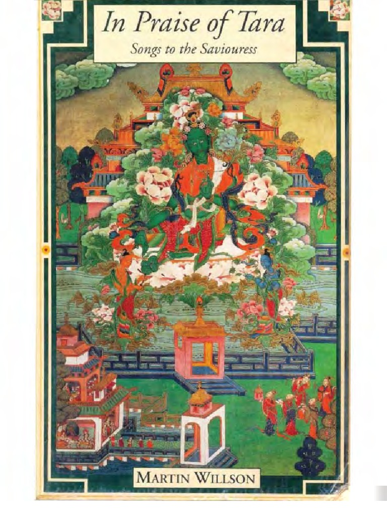 Tara Martin Wilson Praise Of Tara | Vajrayana | Bodhisattva
