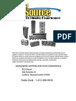Cat Short Blocks | Engines | Transmission (Mechanics)