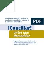 Cartilla conciliación Folleto - PGN