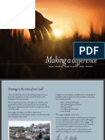 Covenant Mission and Ministry Report 2012