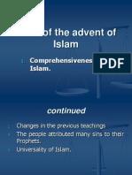 Isl. Lecture#3