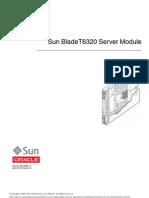 T6320 Server Module