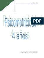 Psicomotricidad 4a.