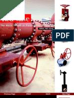 Manual Pinch Valves Brochure